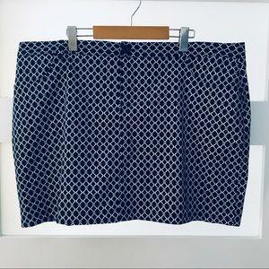 Skort with Pockets